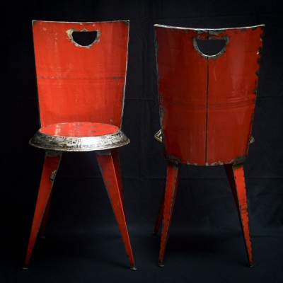 Hamed Ouattara - Dogon Chair