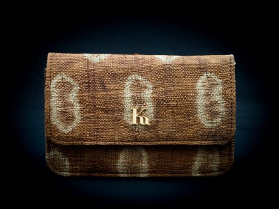 Kumesu - Cuba small beige bag